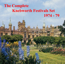 The complete Knebworth Set 1974- 79 SOLD OUT